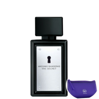 [Marketplace] Perfume The Secret Antonio Banderas Eau de Toilette - Masculino 30ml + Nécessaire