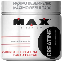 [Marketplace] Creatina 100g Max Titanium - Creatine