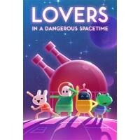 [Live Gold] Jogo  Lovers in a Dangerous Spacetime Para PC - Oferta Steam