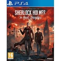 Jogo Sherlock Holmes: The Devils Daughter - PS4 ou Xbox One