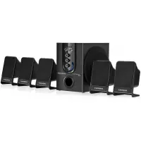 Home Theater HT-12 5.1 Canais 75W - Mondial