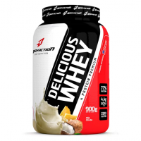 Delicious Whey 900g - Body Action - Abacaxi e Coco