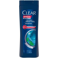 [Recorrente] Shampoo Anticaspa Clear Men Ice Cool Menthol 400ml