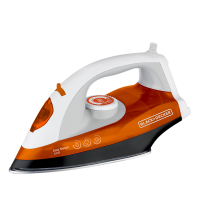 Ferro à Vapor Black and Decker 1200W Poupa Botões - X5050