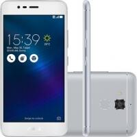 Smartphone Asus Zenfone 3 Max ZC520TL-4J130BR Android 6 Tela 5,2´ 16GB 13MP 4G Dual Chip