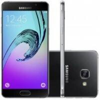 Smartphone Samsung Galaxy A7 2016 Dual Chip Android 5.1 Tela 5.5
