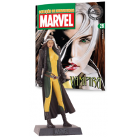Action Figure Marvel Figurines: Vampira #29 - Eaglemoss
