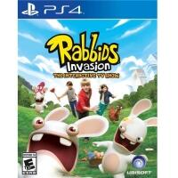 Jogo Rabbids Invasion - PS4