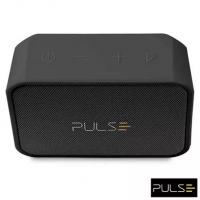Caixa de Som Bluetooth Pulse Splash com Potência de 8 W para Android e iOS - SP354