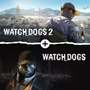 Jogo Watch Dogs 1 + Watch Dogs 2 Standard Editions Bundle - PS4