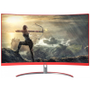 Monitor Gamer HQ Curvo 24 Pol Full HD 144Hz 1ms
