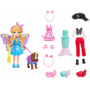 Brinquedo Polly Pocket Kit Cachorro Fantasias GDM15 - Mattel