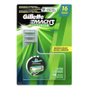 Carga Gillette Mach3 Sensitive - 16 Cartuchos