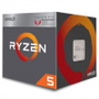 Processador AMD Ryzen 5 3400G, Cache 4MB, 3.7GHz (4.2GHz Max Turbo) AM4 - YD3400C5FHBOX