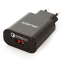 Carregador Turbo USB Power Qualcomm Quick Charge 3.0