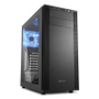 Gabinete ATX Sharkoon Som Virtual 7.1 Integrado USB 3.0 Preto - M25-W