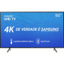 Smart TV LED 50 UHD 4K Samsung 50RU7100 3 HDMI 2 USB Wi-Fi Bluetooth