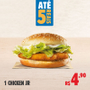 1 Chicken JR BK por