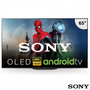 "Smart TV 4K Sony OLED 65"" com 4K X-Reality Pro, Motionflow XR Auto, Google Assistente e Wi-Fi - XBR-65A9G"