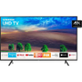 Smart TV LED 49 Samsung Ultra HD 4k UN49NU7100GXZD com Conversor Digital 3 HDMI 2 USB Wi-Fi Solução Inteligente de Cabo