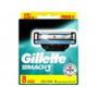 Carga Sensitive Gillette Mach3 L8P6 - 8 unidades
