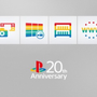 Tema do 20º Aniversário do PlayStation - PS4