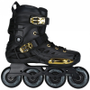 Patins Oxer Darkness Gold - In Line - Freestyle - ABEC 7