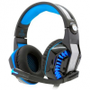 Headset Gamer Husky Snow USB 7.1 Surround LED Azul - HS-HSN-BL