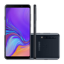 Smartphone Samsung Galaxy A9 128GB Preto 4G Tela 6.3 Câmera 24MP Selfie 24MP Dual Chip Android 8.0