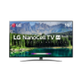 Smart TV LED 55 4K LG 55SM8600 NanoCell 4 HDMI 2 USB Wi-Fi Bluetooth 120Hz Dolby Vision + Dolby Atmos