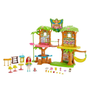 Playset e Boneca Enchantimals Café na Selva Peeki Parrot e Sheeny - Mattel