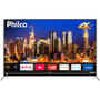 Smart TV LED 55 Philco PTV55G50SN Ultra HD 4k com Conversor Digital 3 HDMI 2 USB Wi-Fi Soundbar Embutido 60Hz