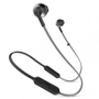 Fone de Ouvido  JBL In Ear Bluetooth Tune 205BT Preto