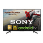 Smart TV LED 55 Sony XBR-55X805G UHD 4K WI-FI Preta