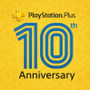 Tema do 10º Aniversário do PlayStationPlus - PS4