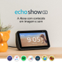 [Amazon Prime] Smart Speaker Echo Show 5 Amazon Tela de 5.5Alexa em Português