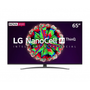 Smart TV 65'' LG Ultra HD 4K NanoCell IPS WiFi Bluetooth HDR Inteligencia Artificial 4 HDMI 2 USB 65NANO81SNA