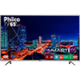 Smart TV LED 65 Philco PTV65f60DSWN Ultra HD 4k com Conversor Digital 3 HDMI 2 USB Wi-Fi 60Hz - Preta