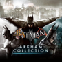 Jogo Batman: Arkham Collection - PS4