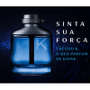 K Deo Parfum Kaiak Masculino - 100ml