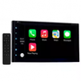 Central Multimídia 2 Din Bluetooth Multilaser Android Auto Apple Carplay Evolve X Tela 7 Full Touch GP331
