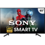 [AME por 3.008,15] Smart TV LED 65 Sony KD-65X705G Ultra HD 4K com Conversor Digital 3 HDMI 3 USB Wi-Fi - Preta