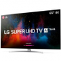 [AME por 4.979,17] Smart TV LED 65 Super UHD 4K LG 65SK8500 4 HDMI 3 USB Wi-Fi ThinQ AI