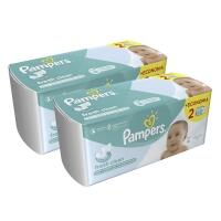 Kit de Lenços Umedecidos Pampers Fresh Clean - 192 Unidades