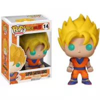 Pop! Goku Super Sayajin: Dragon Ball Z #14 - Funko