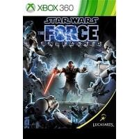 Jogo Star Wars: The Force Unleashed – Xbox 360