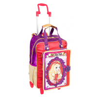 Ever After High 16Z Mochila c/ Alça Escolar - Sestini Infantil