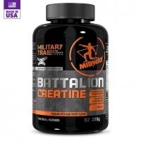 BATTALION CREATINA 250 G MILITARY TRAIL - MIDWAY