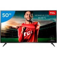 "[APP] [Cartão Submarino] Smart TV LED 50"" TCL 4K/Ultra HD P65US Linux"