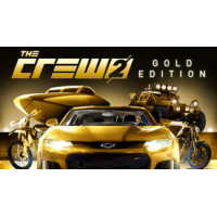 Jogo The Crew 2 Gold Edition - PC Uplay
